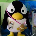 ゆるいペンギン@小樽水族館