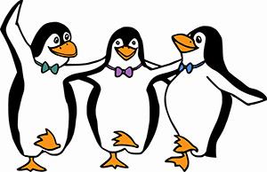 続・ペンギン界の「君の名は。」