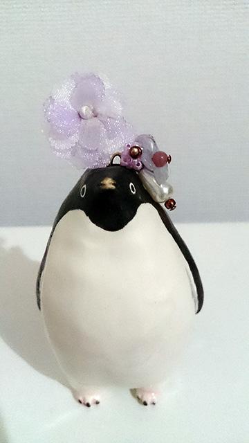 花咲くペンギン!