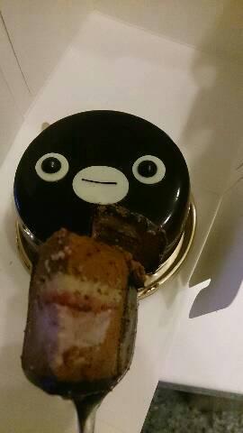 通年Suicaのペンギンケーキが買える場所