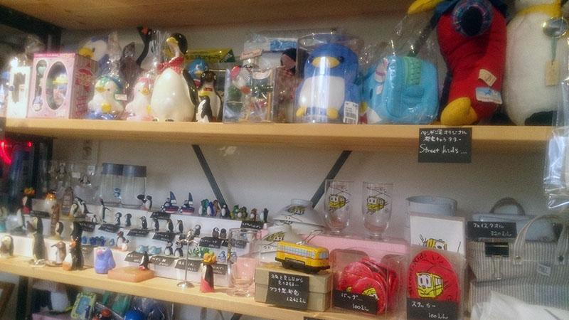 ペンギン堂雑貨店_お店の様子10