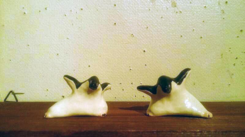 ペンギンのうごき展作品4